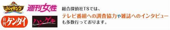 総合探偵社TSメディア